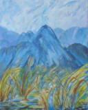 acrylic on canvas (610x750)