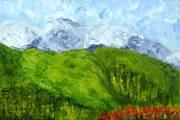 acrylic on canvas (600x900mm)
