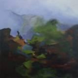 Acrylic on canvas (1000 x 1000mm)