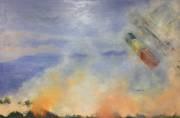 Acrylic on canvas (610 x 910mm)