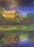 Acrylic on canvas (1000 x 750mm)