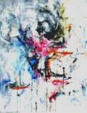 Acrylic on Canvas (55 cm x 71 cm)