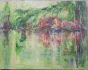 Acrylic on Canvas (71 x56 cm)