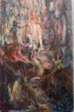 Acrylic on Canvas (61 x 91 cm)