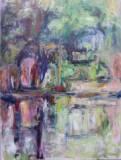 Acrylic on Canvas (76 x 101 cm)
