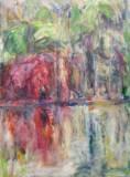 Acrylic on Canvas (76 x 101 each)