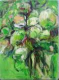 Acrylic on Canvas (45 x61 cm)