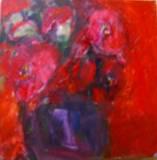 Acrylic on Canvas (200 mm x 200 mm)