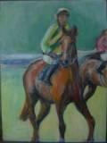 Acrylic on Canvas (610mm x 410 mm)