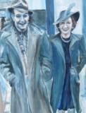 Acrylic on Canvas (180 x 910)