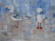 Acrylic on canvas (510 x 400 mm)
