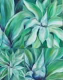 Oil on canvas (80x100cm)