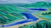 Oil on Canvas (91x46cm)